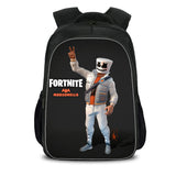 Fortnite Marshmello Backpack  Lunch Bag Pencil Case