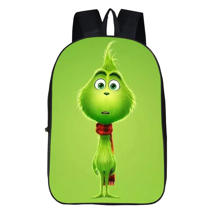 The Grinch Backpack