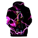 Hot Fortnite Drift Skin 3D printing  Hoodie 3D Pullover Sweatshirt