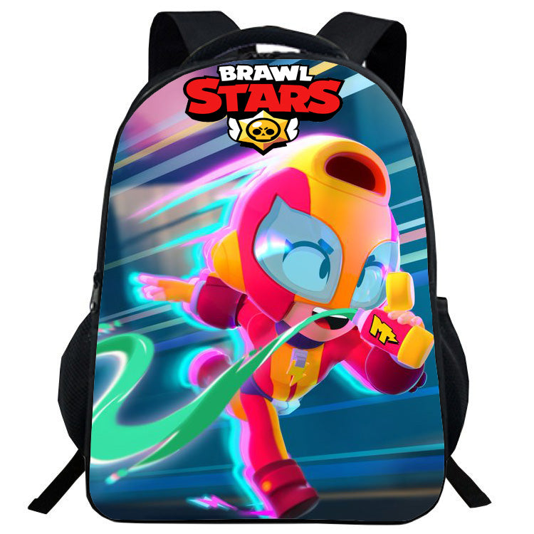 Kids brawl stars Max backpack