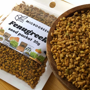 Fenugreek Seed Packet