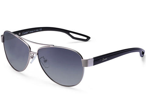 Aviator Polarized Sunglasses for Women and Men