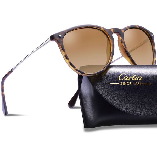 Vintage Polarized Sunglasses for Women