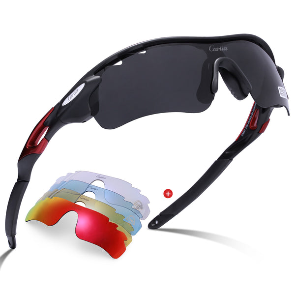 Sport Sunglasses Polarized Cycling Sunglasses