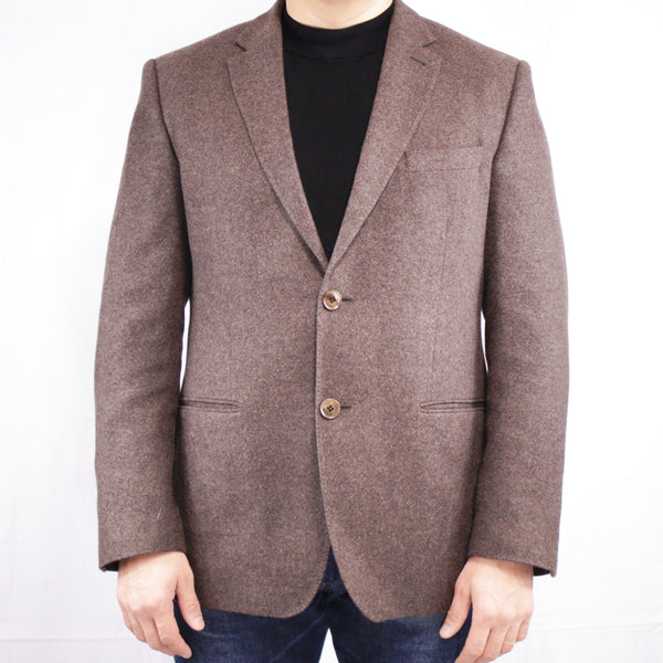 Men's Cashmere Silk Blazer