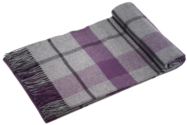 Gobi Cashmere Blanket Throw 100% Cashmere Cozy Blanket Throw