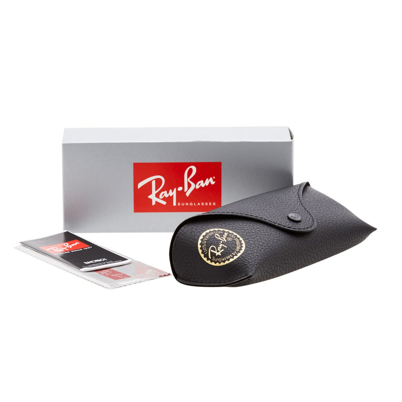 Ray-Ban Sunglasses Packaging