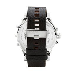 Diesel Mr. Daddy 2.0 Chronograph Watch DZ7313 Silver/Black - Back