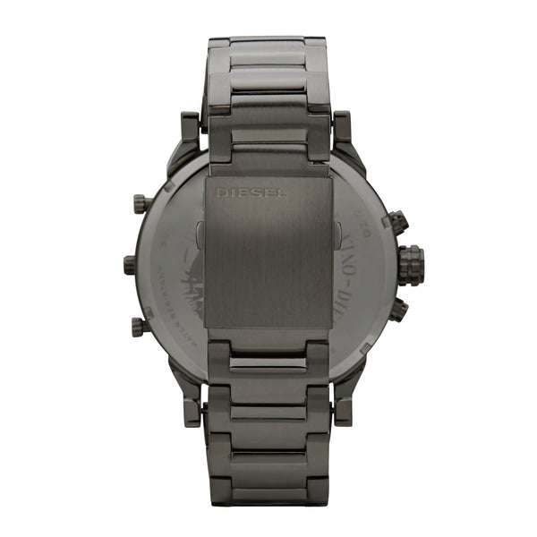 Diesel Mr. Daddy 2.0 Chronograph Watch DZ7315 Gunmetal - Back