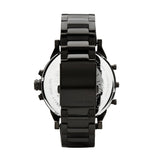 Diesel Mr. Daddy 2.0 Men's Chronograph Watch Iridescent Black DZ7395 - Back