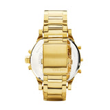 Diesel Mr. Daddy 2.0 Men's Chronograph Watch Gold DZ7399 - Back