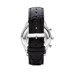 Hugo Boss Ambassador Chronograph Watch 1513194 Black - Back