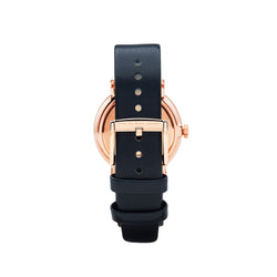 Marc Jacobs Baker Watch MBM1329 - Rose Gold/Navy