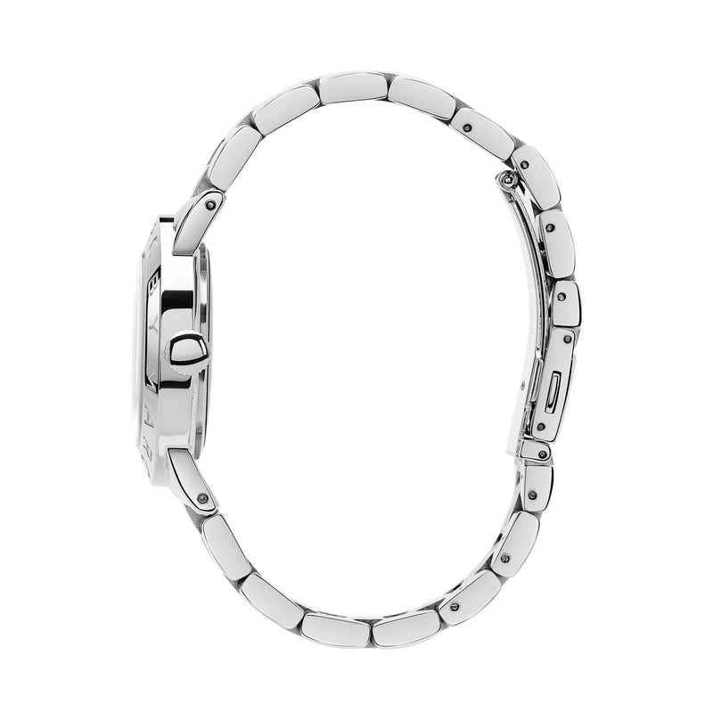 Marc Jacobs Amy Watch MBM3054 Silver - Side