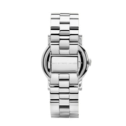 Marc Jacobs Amy Watch MBM3054 Silver - Back