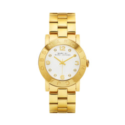 Marc Jacobs Amy Watch MBM3056 Gold - Front