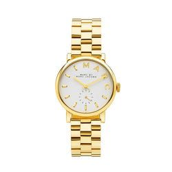 Marc Jacobs Baker Watch MBM3243 Gold - Front