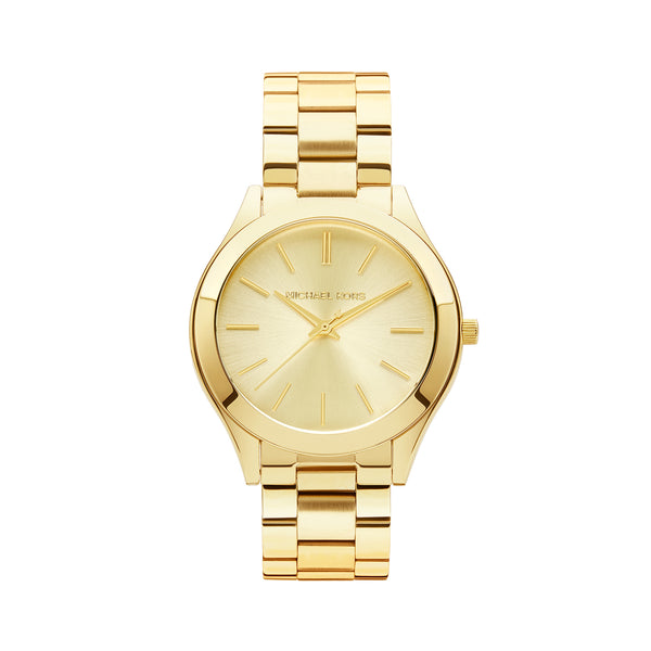 Michael Kors Runway Watch MK3179 Gold - Front