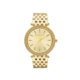 Michael Kors Ladies Darci Watch MK3191 - Gold Front