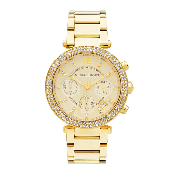 Michael Kors Parker Chronograph Watch MK5354 - Front