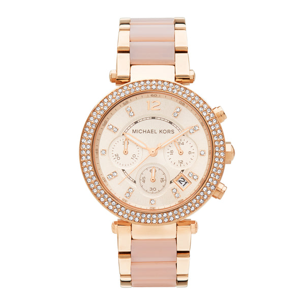 Michael Kors Parker Chronograph Watch MK5896 - Front
