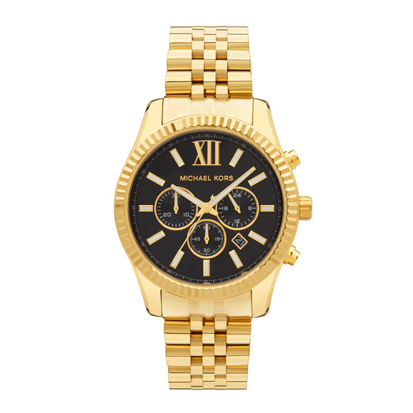 Michael Kors Lexington Chronograph Watch MK8286 - Front