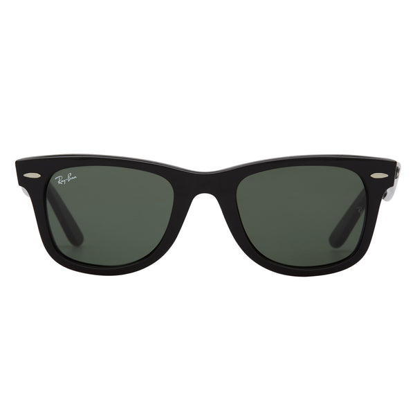 Ray-Ban Original Wayfarer RB2140 Black Sunglasses - Front