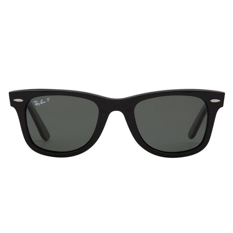 Ray-Ban Original Wayfarer RB2140 Polarised Sunglasses - Front