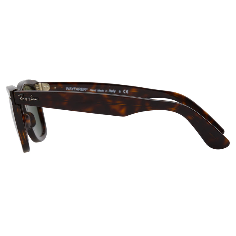 Ray-Ban Original Wayfarer RB2140 Tortoise Sunglasses - Side