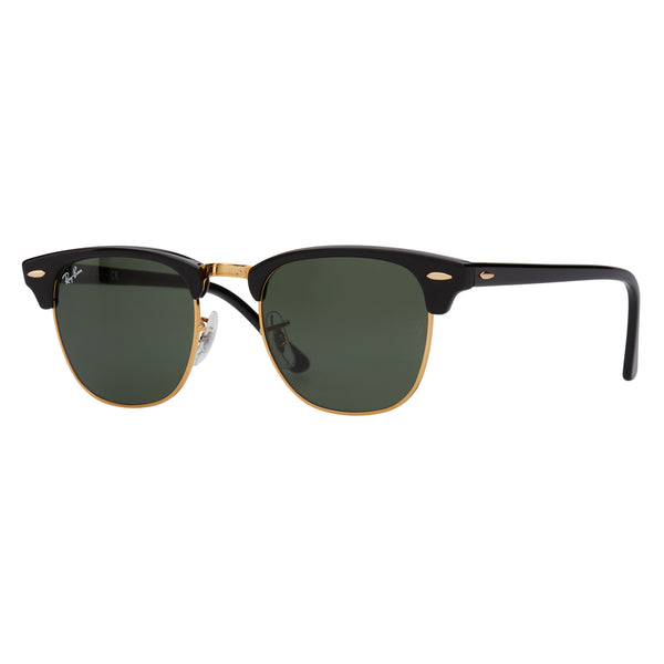 Ray-Ban Clubmaster RB3016 Sunglasses - Angle