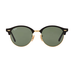 09a29551f91 Ray-Ban Clubround RB4246 Sunglasses - Black Green – MODE STORE