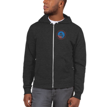Load image into Gallery viewer, USDOM Zip Hoodie