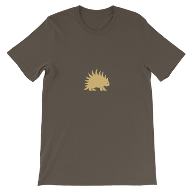 Porcupine Coffee - Short-Sleeve  T-Shirt - Unisex