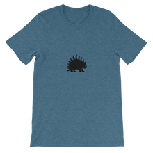 Load image into Gallery viewer, Porcupine Black - Short-Sleeve  T-Shirt - Unisex