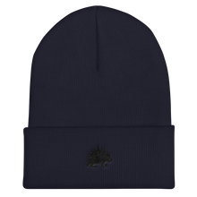 Load image into Gallery viewer, Cuffed Porcupine Beanie - Multiple beanie colors