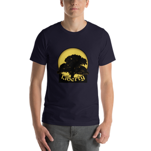 Liberty Tree text - Short-Sleeve  T-Shirt - Unisex