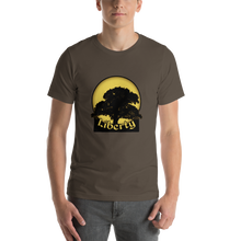 Load image into Gallery viewer, Liberty Tree text - Short-Sleeve  T-Shirt - Unisex