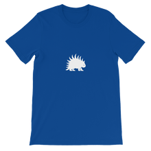 Load image into Gallery viewer, Porcupine White - Short-Sleeve  T-Shirt - Unisex