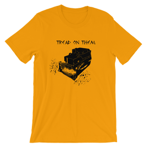 Killdozer Tread on Them - Short-Sleeve T-Shirt - Unisex