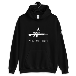 Nuke me, Hooded Sweatshirt