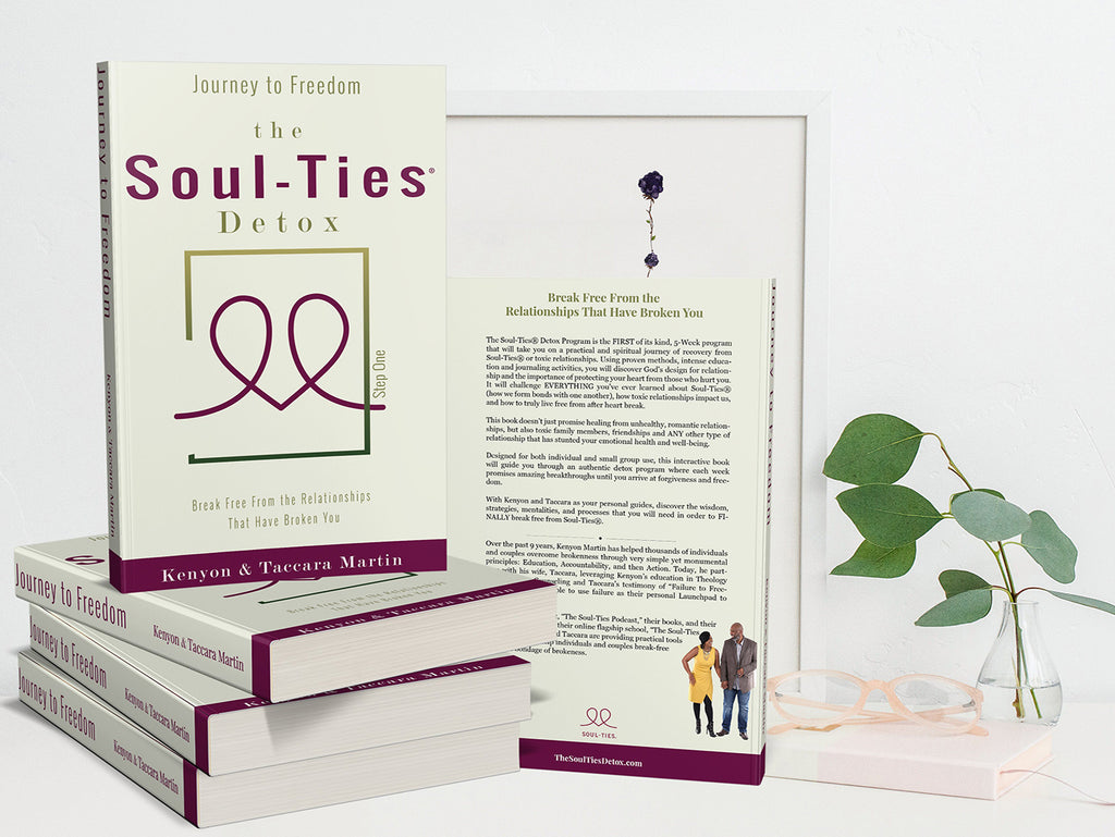 The Soul-Ties® Detox Small Group Starter Kit