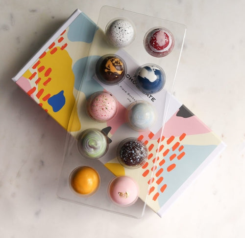 10 Piece Bonbon Chocolate Selection