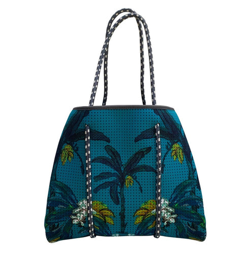 Banana Bungalow Reversible Tote Bag