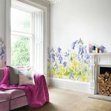Bluebell Woods Wall Mural