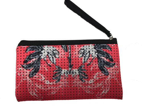Limited Edition Coral Bungalow Purse