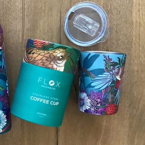 Flox Travel Mug