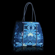 Limited Edition Gypsy Palm Reversible Tote Bag