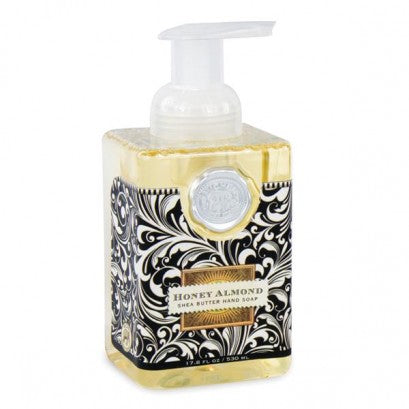 Honey Almond Foaming Soap