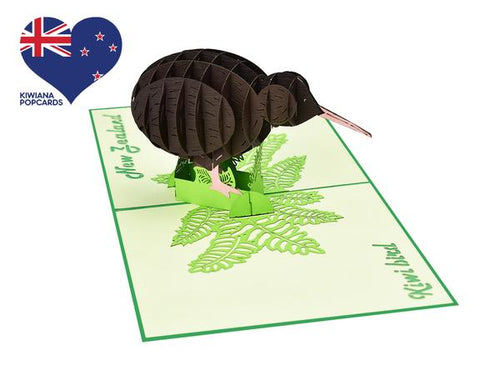 Pop Up Kiwi Card