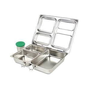 Stainless Steel Launch Lunchbox